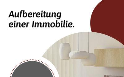 Checkliste: Aufbereitung der Immobilie in der Region Nürnberg, Roth, Schwabach, Feucht