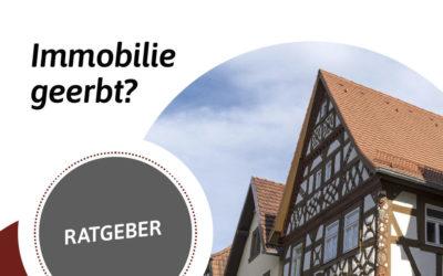 Ratgeber: Immobillie geerbt in der Region Nürnberg, Roth, Schwabach, Feucht