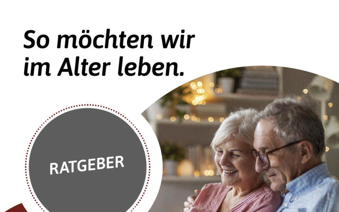 Ratgeber: Wohnen im Alter in der Region Nürnberg, Roth, Schwabach, Feucht