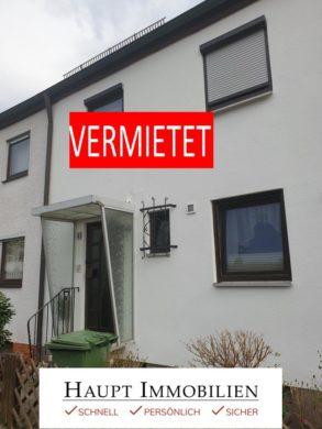 Großzügig wohnen, mit überdachter Terrasse, 4 Zi. + Hobbykeller direkt in Wendelstein nähe Zentrum, 90530 Wendelstein, Haus