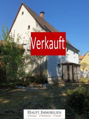 VERKAUFT!! Herrlich historisch das ehemalige Zinshaus mitten in Stein!, 90547 Stein, Einfamilienhaus